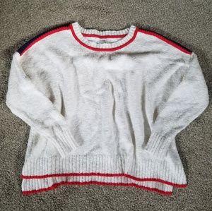 Cozy Soft Oversized Slouchy Fuzzy Sweater